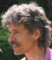 Thomas Yeates, Portrait aufgenommen bei der San Diego Comic Con 2004
