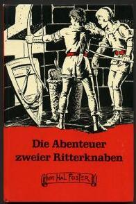 Cover Abenteuer Zweier Ritterknaben