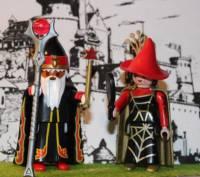 Merlin und Morgana