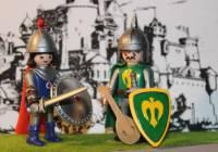 Eisenherz und Gawain, Variante 2